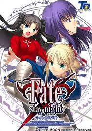 Fate / Stay Night 各線流程記錄